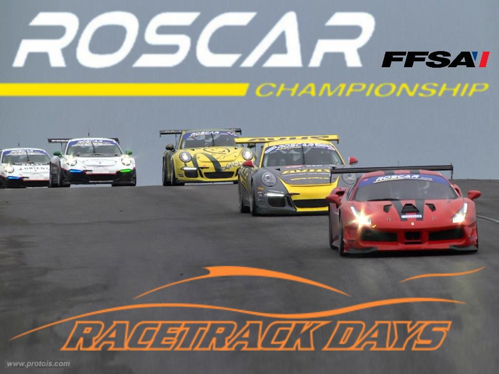 Überleitung von Club 911 IDF, die ROSCAR Meisterschaft und der Rennstrecke Tage !!!