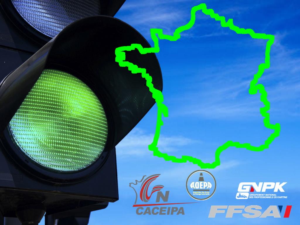 Grünes Licht in Frankreich